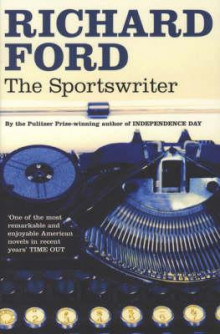 The sportswriter av Richard Ford (Heftet)