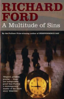 A multitude of sins av Richard Ford (Heftet)