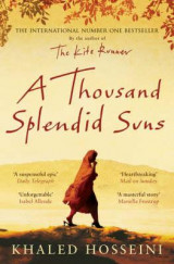 Omslag - A thousand splendid suns
