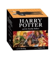 Harry Potter and the Deathly Hallows av J. K. Rowling (Lydkassett)