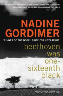 Beethoven was one-sixteenth black av Nadine Gordimer (Heftet)