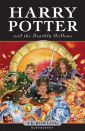 Harry Potter and the deathly hallows av J.K. Rowling (Heftet)
