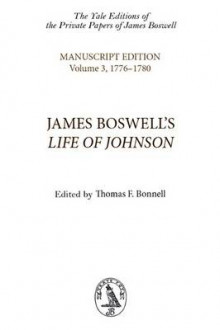 James Boswell's Life of Johnson av James Boswell (Innbundet)