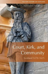 Omslag - Court, Kirk and Community