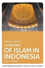 Omslag - A History of Islam in Indonesia