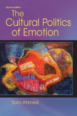 Omslag - The Cultural Politics of Emotion