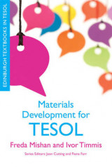 Omslag - Materials Development for TESOL