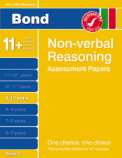 Bond More Third Papers in Non-verbal Reasoning 9-10 Years av Nicola Morgan (Stiftet)