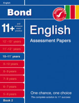 Omslag - Bond More Fourth Papers in English 10-11+ Years
