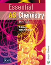 Essential AS Chemistry for OCR Student Book av Ted Lister og Janet Renshaw (Heftet)