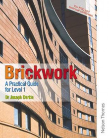 Brickwork: A Practical Guide for NVQ Level 1 av Joseph Durkin og Lawrie Ryan (Heftet)