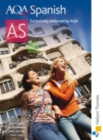 AQA AS Spanish Student Book: Student's Book av Mike Zollo, Jean Edwards, Ana Kolkowska og Libby Mitchell (Heftet)