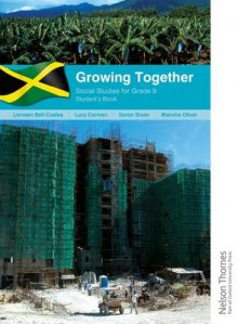 Social Studies for Grade 9, Growing Together - Student's Book av Lucy Carman (Heftet)