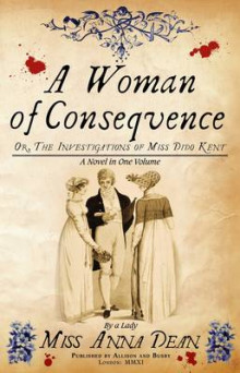 A Woman of Consequence av Anna Dean (Heftet)
