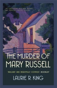 The Murder of Mary Russell av Laurie R. King (Innbundet)