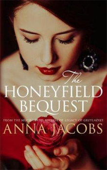 The Honeyfield Bequest av Anna Jacobs (Innbundet)