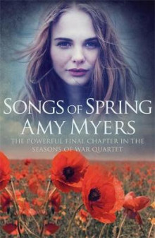 Songs of Spring av Amy Myers (Heftet)