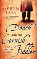 Death and the Cornish Fiddler av Deryn Lake (Heftet)
