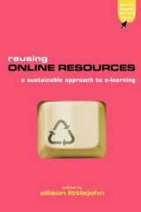 Omslag - REUSING RESOURCES FOR NETWORKED LEARNING