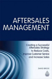 Aftersales Management av David Brock (Innbundet)