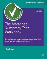 Omslag - The Advanced Numeracy Test Workbook