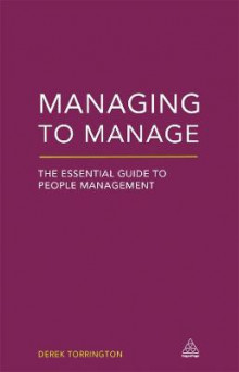 Managing to Manage av Derek Torrington (Heftet)