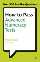 Omslag - How to Pass Advanced Numeracy Tests
