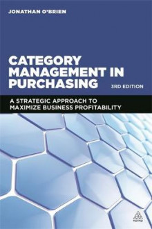 Category Management in Purchasing av Jonathan O'Brien (Innbundet)