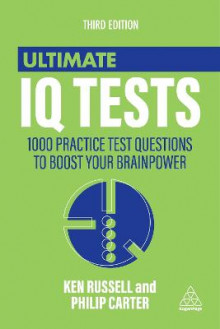 Ultimate IQ Tests av Ken Russell og Philip Carter (Heftet)