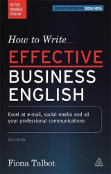 Omslag - How to Write Effective Business English