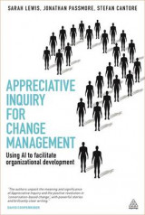 Omslag - Appreciative Inquiry for Change Management