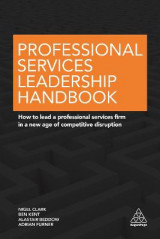 Omslag - Professional Services Leadership Handbook