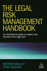 Omslag - The Legal Risk Management Handbook