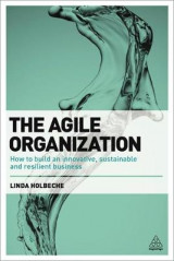 Omslag - The Agile Organization