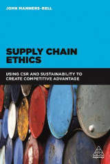 Omslag - Supply Chain Ethics