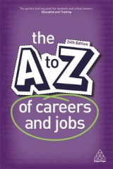 Omslag - The A-Z of Careers and Jobs