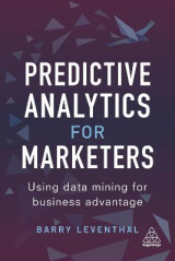 Omslag - Predictive Analytics for Marketers