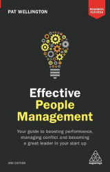 Omslag - Effective People Management