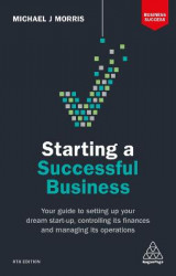 Omslag - Starting a Successful Business