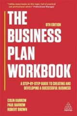 Omslag - The Business Plan Workbook