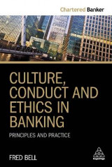 Omslag - Culture, Conduct and Ethics in Banking