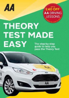 Theory Test Made Easy av Jane Gregory og AA Publishing (Heftet)