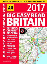 Omslag - AA Big Easy Read Britain 2017