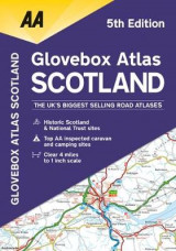 Omslag - Glovebox Atlas Scotland