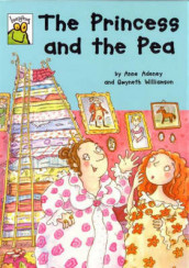Leapfrog Fairy Tales: The Princess and The Pea av Anne Adeney (Heftet)