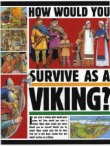 Omslag - How would you survive as a viking?
