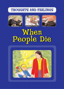 When People Die av Sarah Levette (Innbundet)