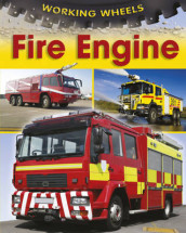 Fire Engine av Annabel Savery (Innbundet)