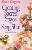 Creating Sacred Space With Feng Shui av Karen Kingston (Heftet)