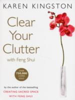 Omslag - Clear your clutter with feng shui